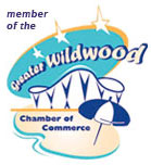 Member of the Greater Wildwood Chamber of Commerce
